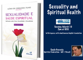 Saulo Gouveia - Sexuality and Spiritual Health