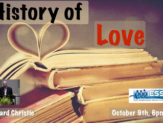 History of Love, by Edward Christie