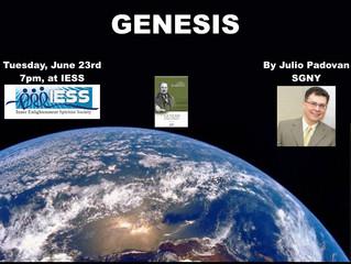 Julio Padovan - Genesis