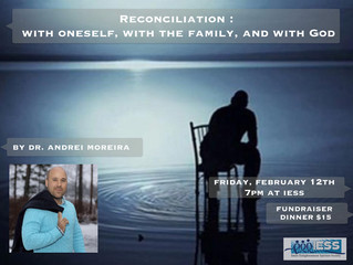 Reconciliation: with Oneself, with the Family, and with God