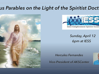 Hercules Fernandes - Jesus Parables on the Light of the Spiritist Doctrine