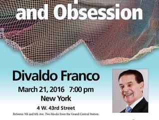 "Divaldo Franco - ""Schizophrenia and Obsession"""