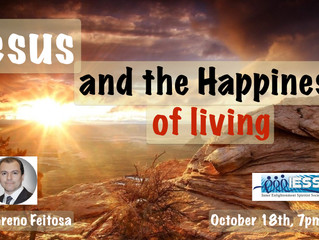 Jesus and the Happiness of living