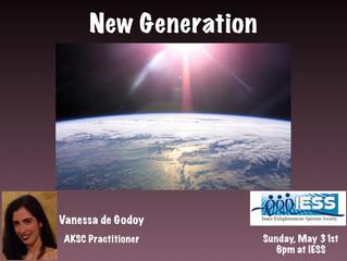 Vanessa de Godoy - New Generation