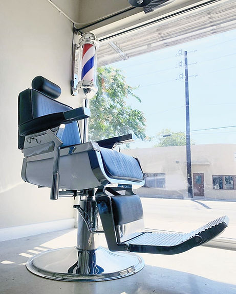 Classic Barber Chair Southtown