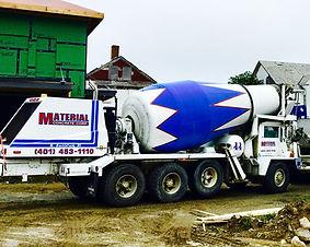 Excavator Loading Trailer