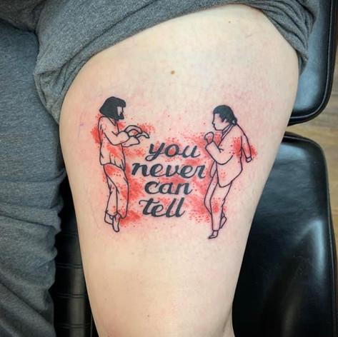 Reid Barnhill / Tattoo Artist / Monroe