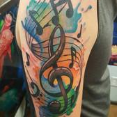 Doc / Tattoo Artist / Monroe