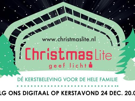 ChristmasLite: Geef Licht