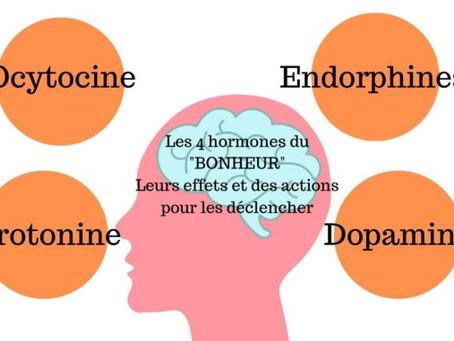 CONNAITRE LES HORMONES DU BONHEUR