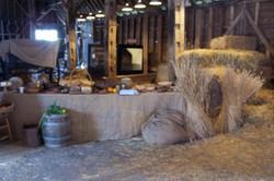 Daily life barn