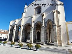 igreja s. francisco em évora