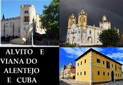 ALVITO E CUBA E VIANA DO ALENTEJO