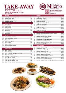 Restaurante Chinês Milénio em Évora