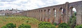 Évora, Aqueduto das Águas de Prata