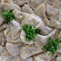 Shish Burak (Meat Dumplings)