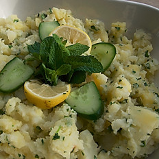 Salatet Batata ( potatoe salad)