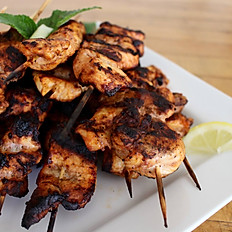 Shish Tawook (Chicken Kabob)