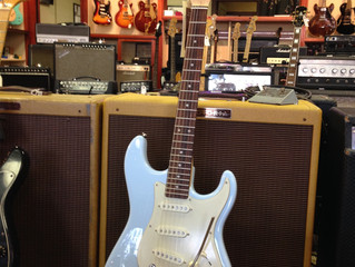 G&L Legacy USA (Stratocaster) 2016 Sonic Blue-New; $OLD