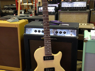 SOLD-St. Blues Mississippi Bluesmaster 2016 TV Yellow-NEW; $1399