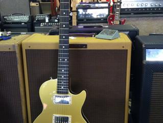 St. Blues Mississippi Bluesmaster Goldtop-NEW 2016; $2450