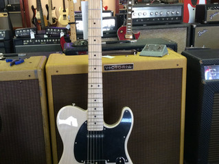 2016 G&L ASAT Classic, Blonde-NEW; Was $1875, Now Only $1395!!