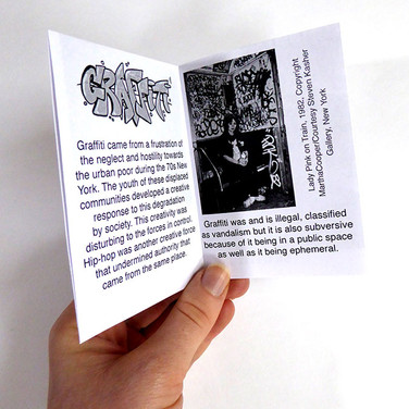 Subversion is Creativity Zine