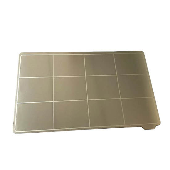 Magnetic Flex Plates for Resin Printers