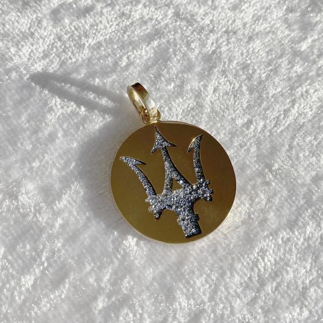 Osmium Pendant