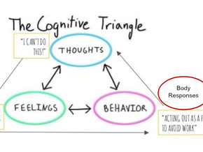 CBT Triangle - Challenging Our Dysfunctional Beliefs