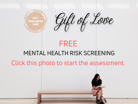 Free Mental Health Risk Assessment