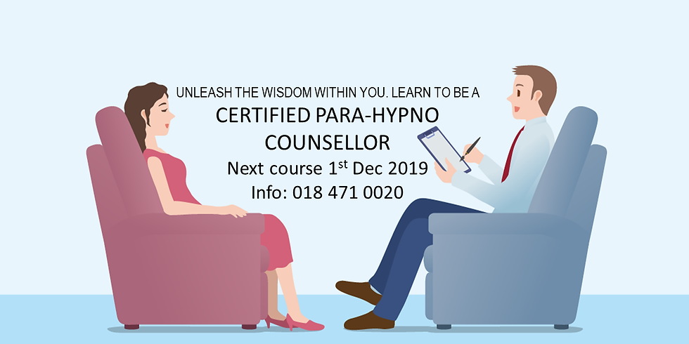 Para-Hypno Counseling Course