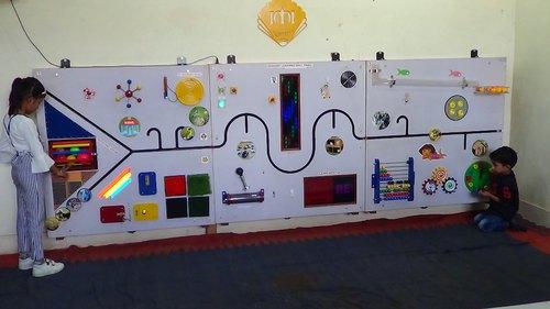 Challenge Wall