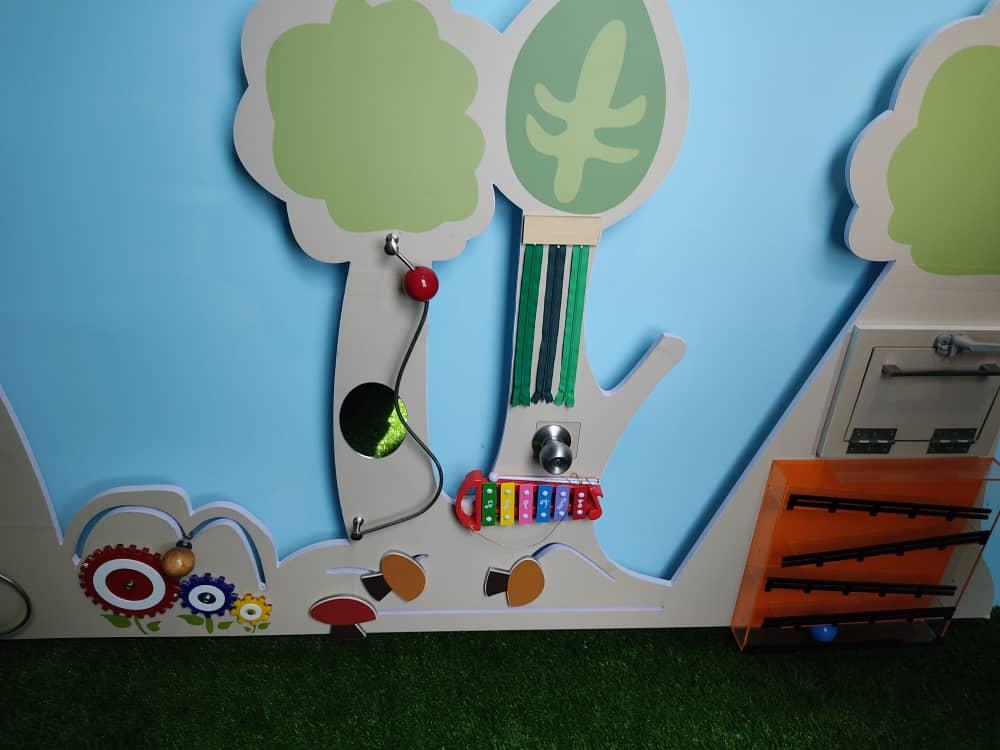 Tactile Wall