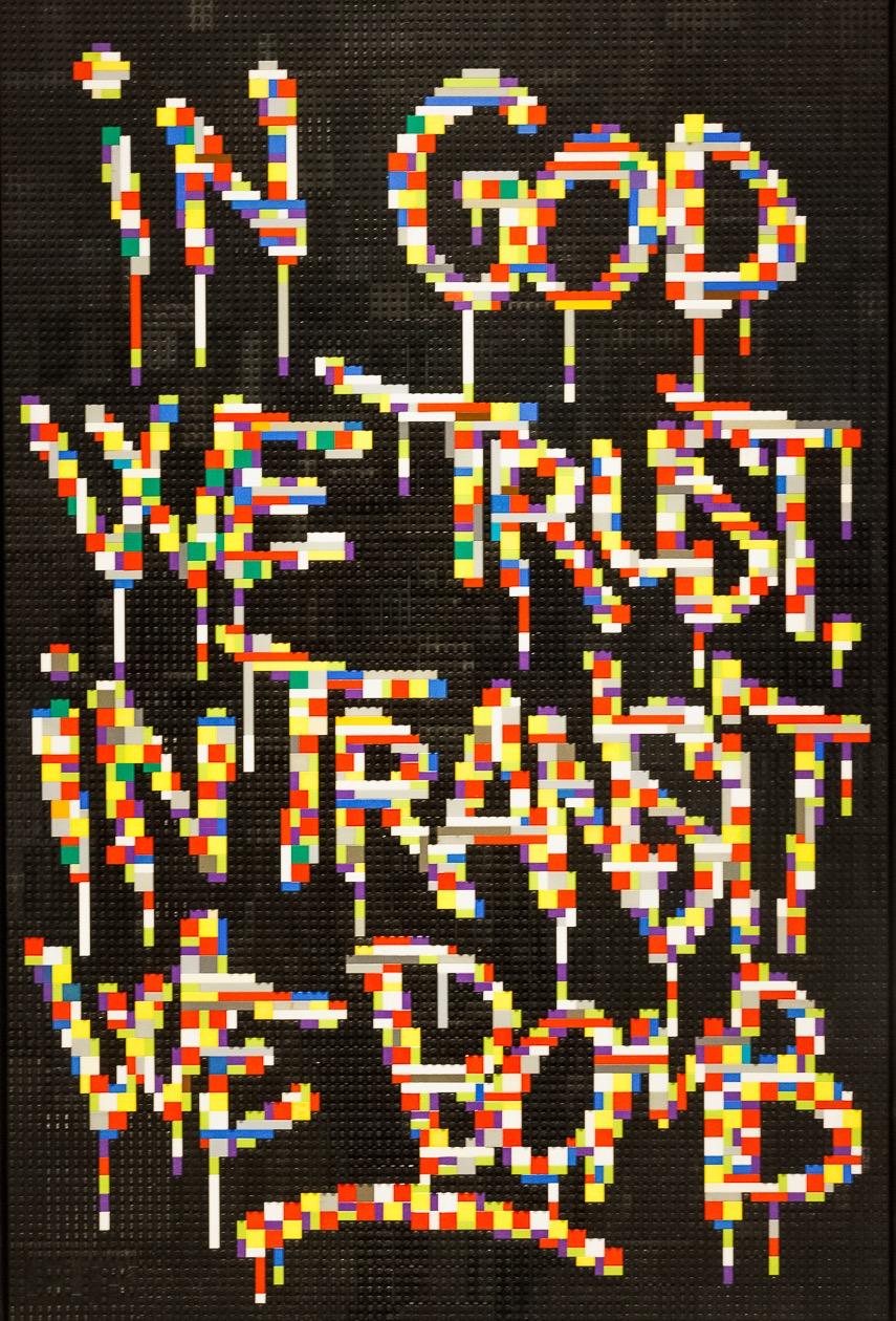 In God we trust in transit we bomb