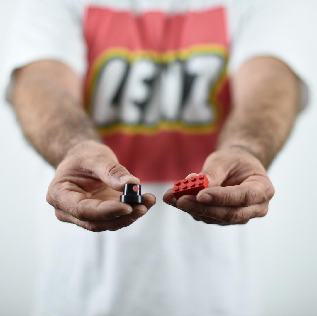 LENZ Lego Caps