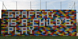 Graffiti is a Child play