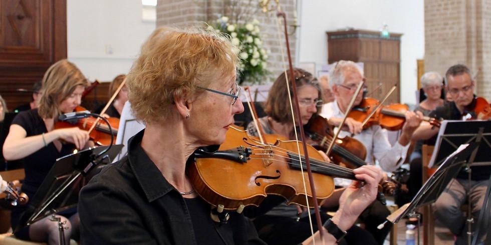 Larsson concerto // Utrechts Kamerorkest Trajectum