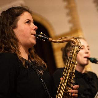 Saxophonensemble 2020