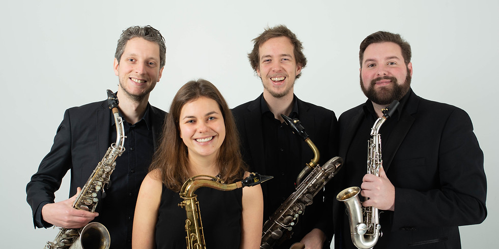 BRON Saxofoonkwartet // Vaals