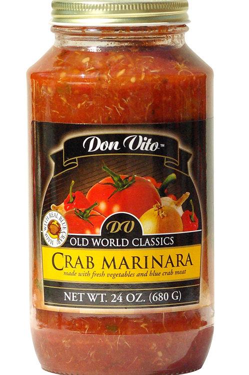 Don Vito Blue Crab Marinara Sauce