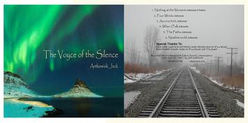 Jack Antkowiak - The Voice of the Silence - Cover - vaporvoyce.com