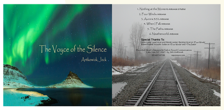 The Voice of the Silence - Cover