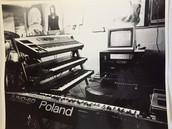 Jacks Keyboard Rig-1990