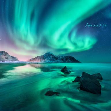 Jack Antkowiak - The Voice of the Silence - Aurora 9:52 - vaporvoyce.com