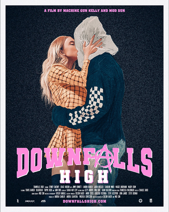 Downfalls High Movie Poster