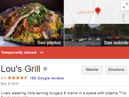 Google to automatically mark local businesses as 'Temporarily Closed' during coronavirus outbreak