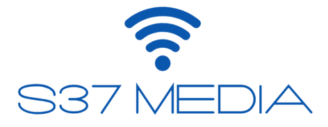 S37 Media Logo Aug 2018 blue PNG no tagl
