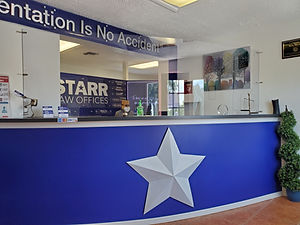 The Lobby at Starr Law Offices