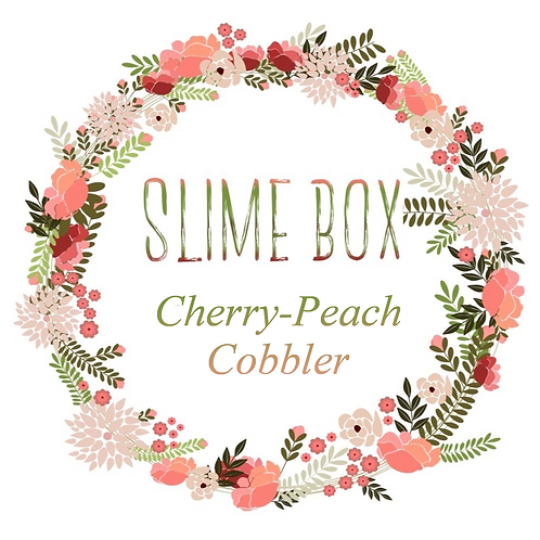 Cherry-Peach Cobbler Lip Balm
